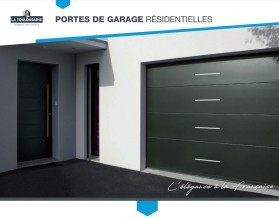 Photo - Catalogue Portes de Garage Résidentielles