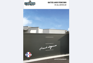 Photo - Gates and fencing brochure