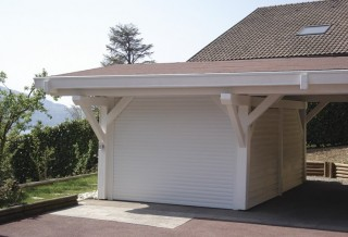Photo - Roll-Up Garage Door